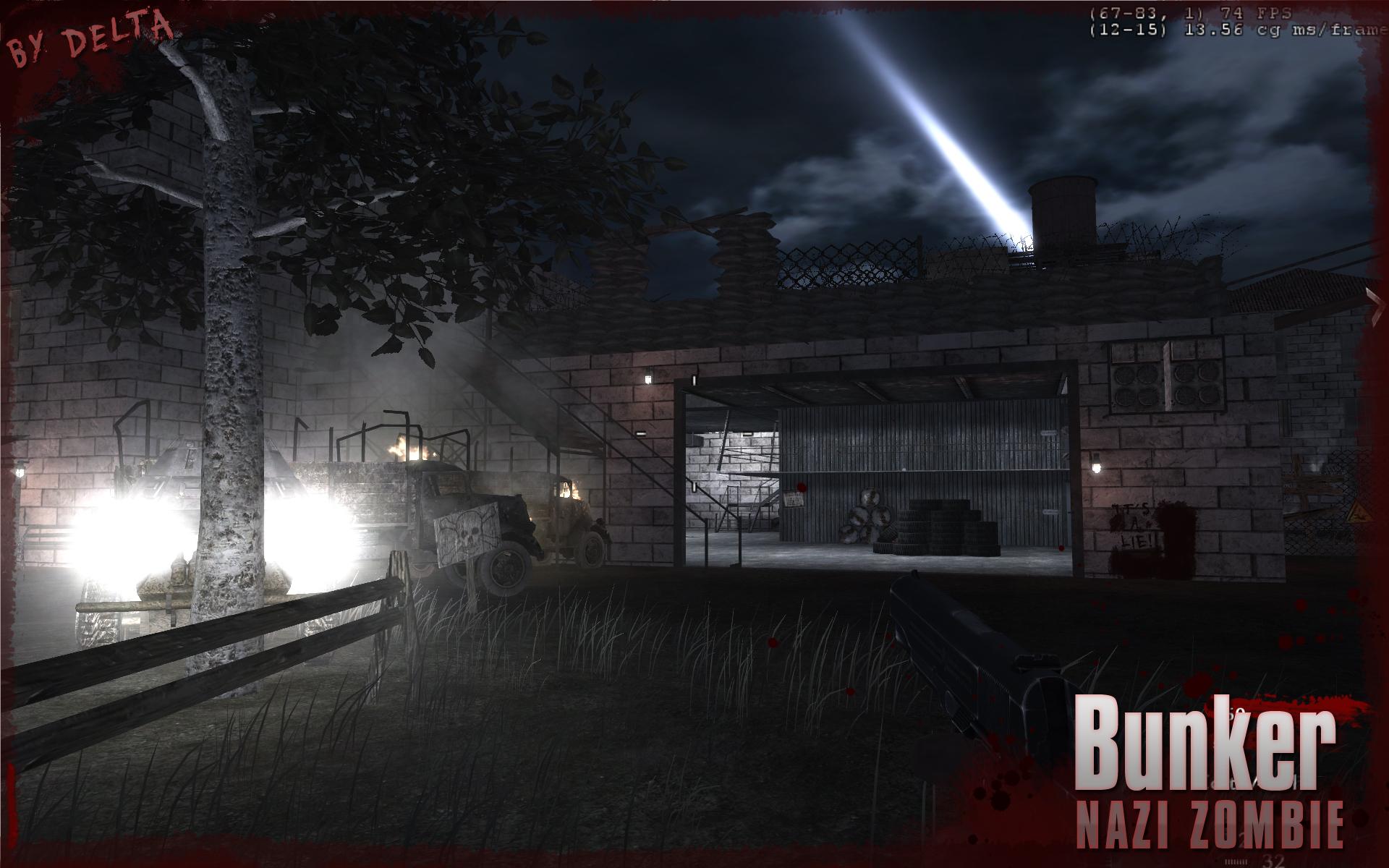 CoD WaW - Nazi Zombie Bunker | Alexander Diller